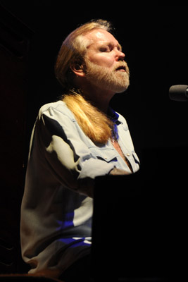 Maybe Gregg Allman's Book Will Be Shorter Than 'Mountain Jam'