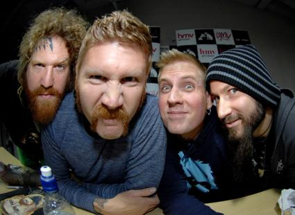 Mastodon's Next LP Ideal for Streaking, Fighting, Lifting Heavy Objects