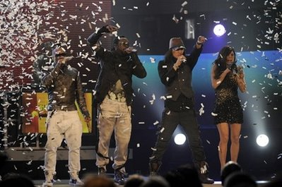 Grammy Nominations Show… Or Black-Eyed Peas Variety Hour?