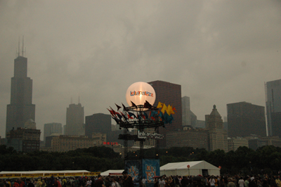 Lollapalooza Day 3: Lou Reed Brings Drama, Jane's Addiction Bring Chicago Home