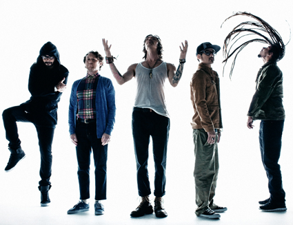 Incubus Return With Exclusive Performance At Jim Henson Studios