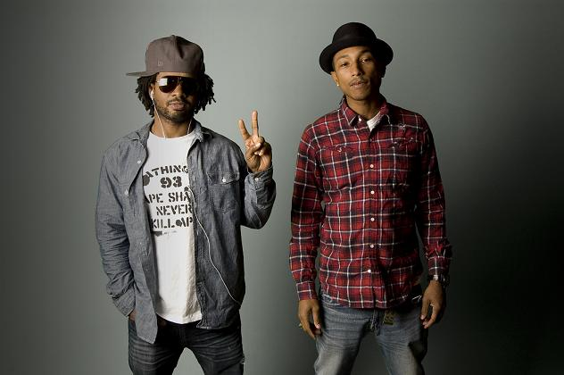 N.E.R.D. Reveals 'God Bless Us All' Is Dedicated To Chris Brown