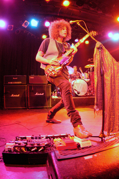Wolfmother: Guitar Hero 5 Fridays on Yahoo! Music