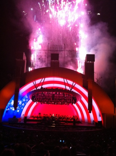 Philadelphia Freedom! Hall & Oates Celebrate The 4th Of July At Hollywood Bowl