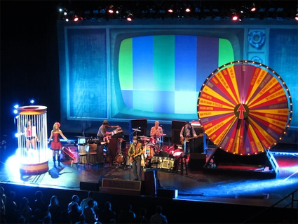 Elvis Costello's Spinning Songbook: World's Greatest Game Show