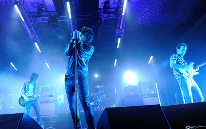 The Strokes Hit Vegas For Their First U.S. 'Angles' Concert