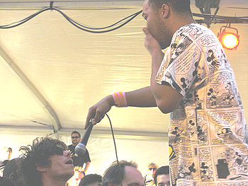 SXSW '08: Getting Faded At The Fader Fort