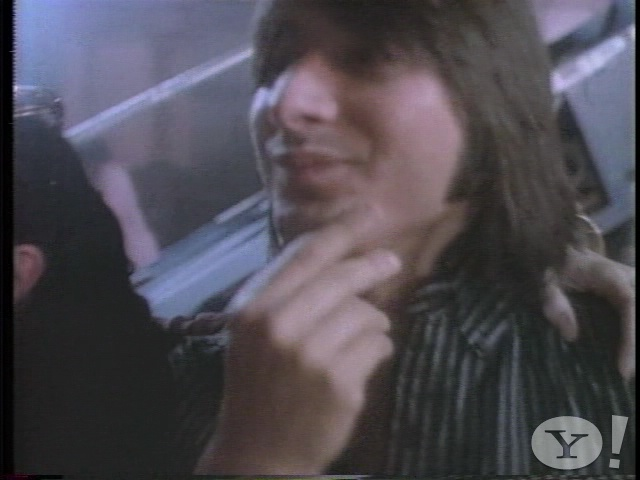 Steve Perry, Framed