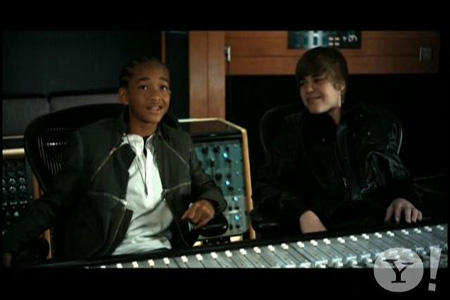 Justin Bieber & Jaden Smith, Framed