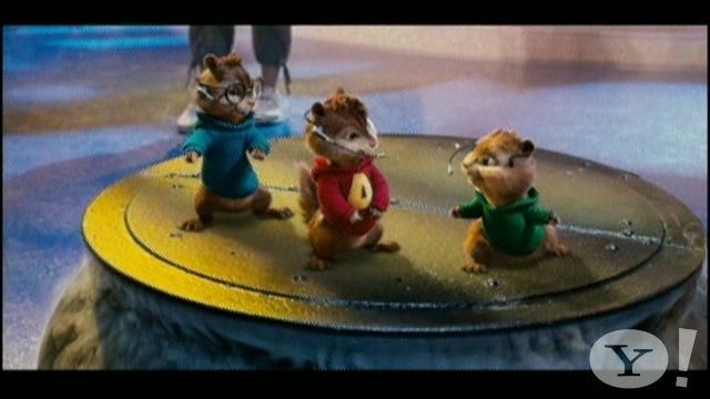 Alvin & The Chipmunks, Framed
