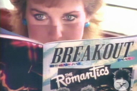 The Romantics, Framed