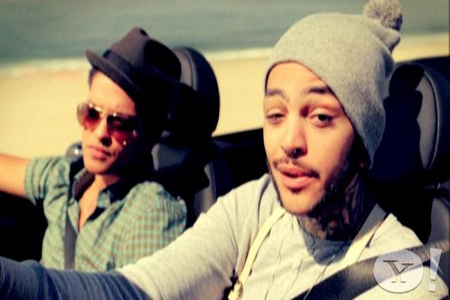 Travie McCoy, Framed