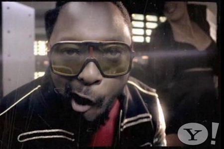 The Black Eyed Peas, Framed