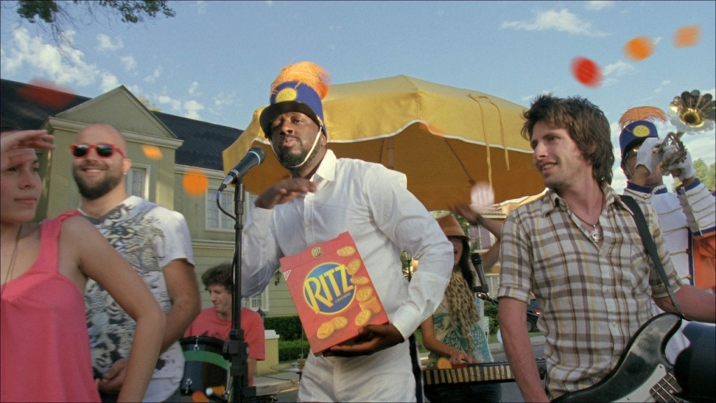 Wyclef Jean Remixes '17′ For RITZ Crackers Commercial
