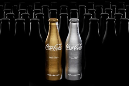 "Daft Punk Next In Line For ""Club Coke"""
