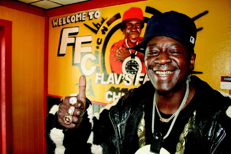 Flavor Flav Wants To Compete With Colonel Sanders