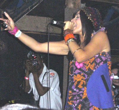SXSW '08: Kid Sister Claws Her Way To The Top