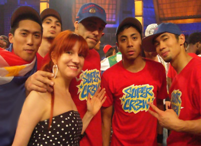 Backstage At The 'America's Best Dance Crew 2′ Finale