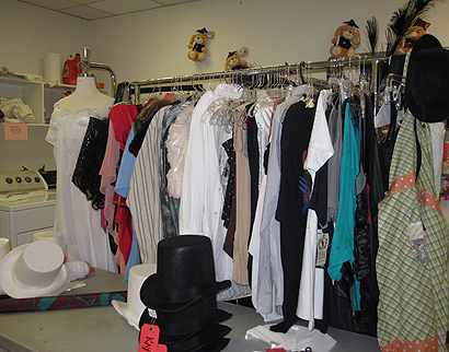 So You Think You Can Dress: A Peek Inside The 'SYTYCD' Closet
