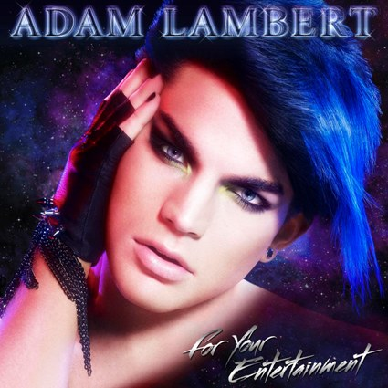 Adam Lambert's Album Cover: Xanadu, Or A Xana-Don't?