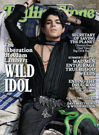 Will Adam Lambert's Rolling Stone Interview Hurt Or Help His Career?