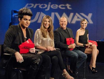 Adam Lambert To Make It Werk On 'Project Runway'