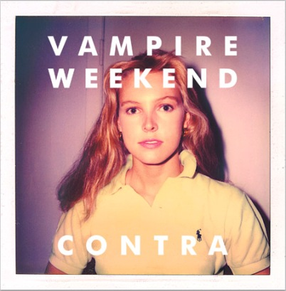 Vampire Weekend's Cover Art 'Contra'-versy: Model Sues Band for $2 Million