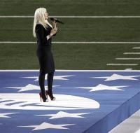 Christina Aguilera's Star-Spangled Fail