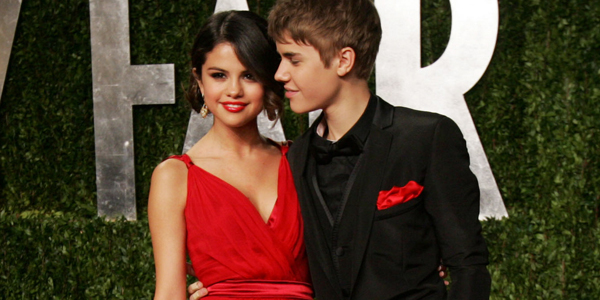 Love On The Rocks For Justin And Selena?