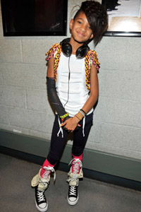 Will Smith's 9-Year-Old Daughter Makes Remarkable Musical Debut
