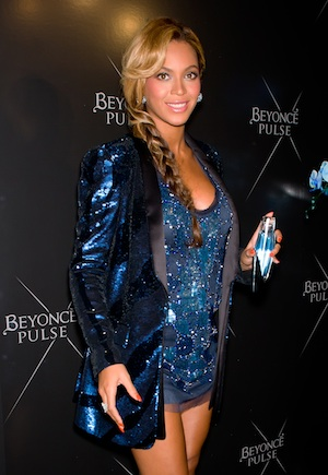 Beyonce Talks Pregnancy and Fragrance