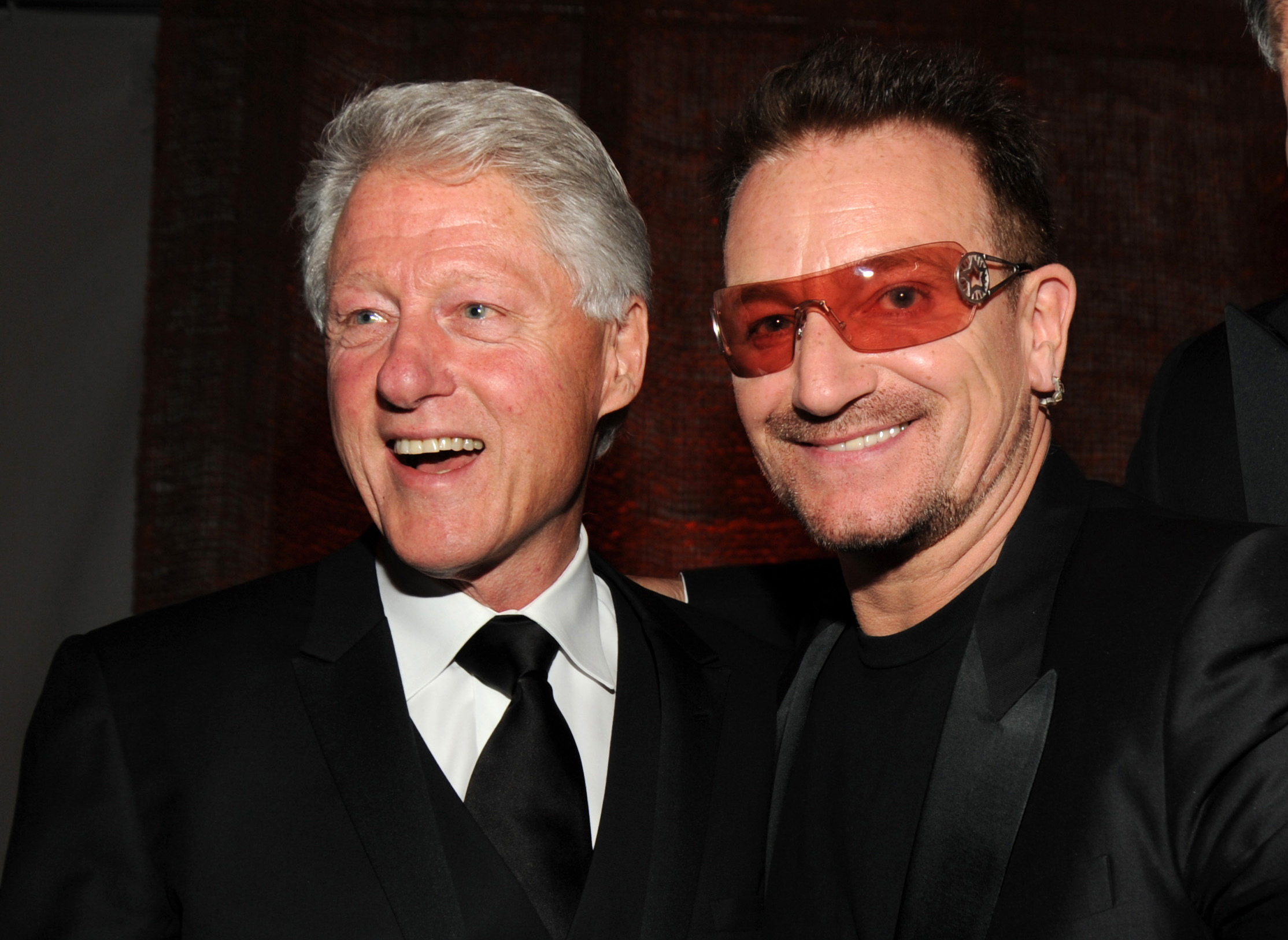 Only On Yahoo! Webcast: Lady Gaga, Usher, And U2′s The Edge And Bono To Celebrate Bill Clinton's Charitable Work
