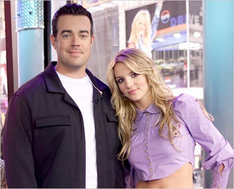 Britney Spears Interview Demands Rejected By Carson Daly