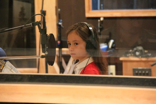 Eight-Year-Old Gospel Singer Takes On Mariah Carey And Elvis Presley Christmas Classics