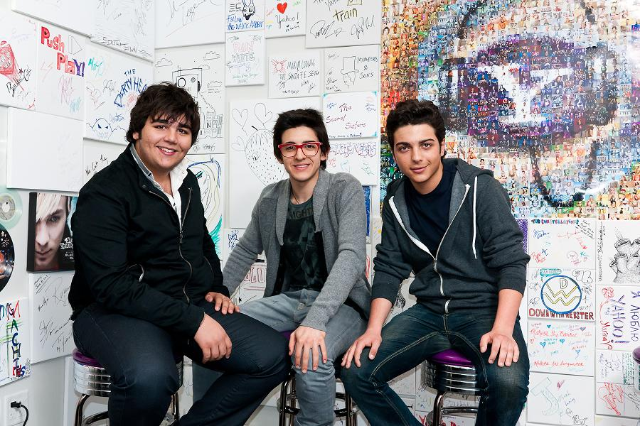 Il Volo: Regular Teens Who Happen To Sing Like Andrea Bocelli