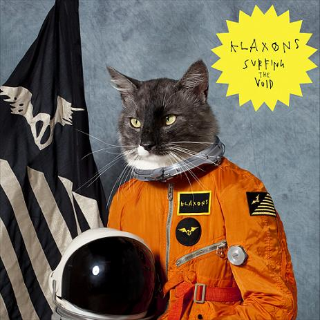 Klaxons Create The Best Album Cover EVER