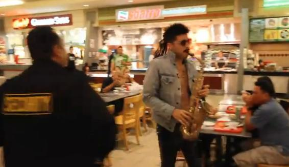 Sexy Sax Man 'Careless Whisper' Prank Nears 1 Million Plays