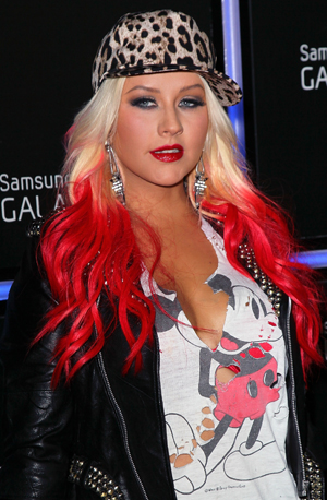 Christina Aguilera (Getty Images)