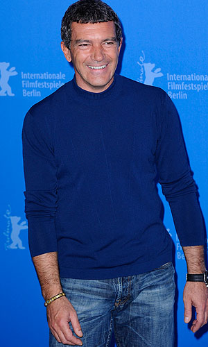 Antonio Banderas (Allpix/Splash News)