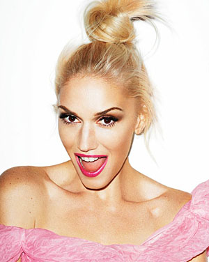 Pretty in pink. (Terry Richardson)