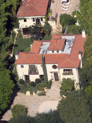 The home Halle Berry has listed for $15 million. (Jason Mitchell/FilmMagic)