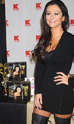 "Jenni ""JWoww"" Farley Splash News"