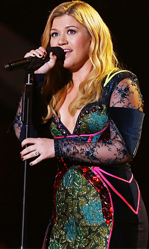 Kelly Clarkson (Getty Images)