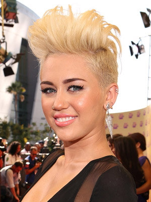 Miley Cyrus (Christopher Polk/Getty Images)