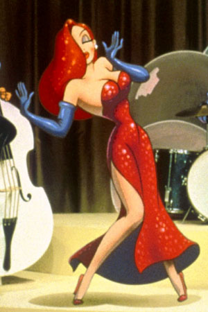 Jessica Rabbit (Buena Vista/courtesy Everett Collection)