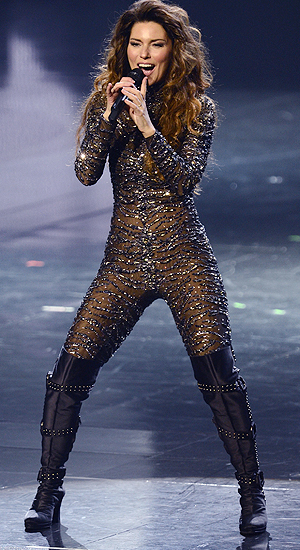 Shania Twain (Jeff Bottari/Getty Images)