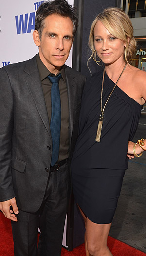 Ben Stiller and Christine Taylor are selling their NYC apartment. (WireImage)