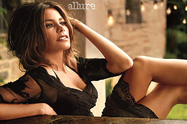 Sofia Vergara (Carter Smith/ALLURE)