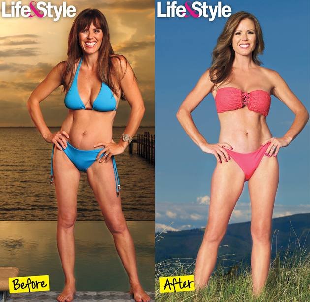 Trista Sutter before and after plastic surgery (Life & Style Weekly)