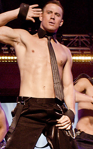 Chaning Tatum in Magic Mike. (Warner Bros.)